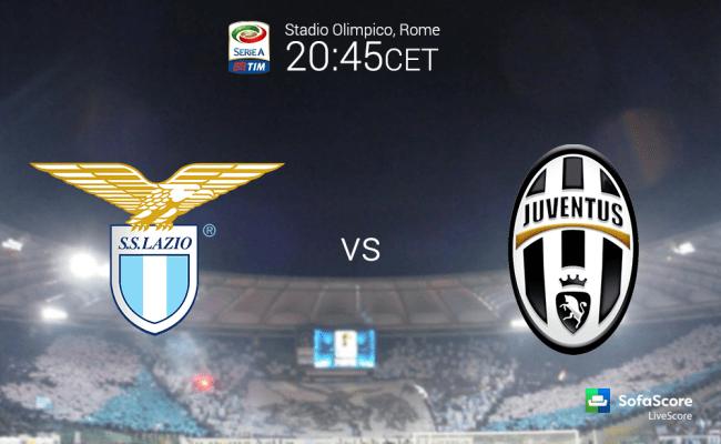 Serie A Tim 12th Round Ss Lazio Vs Juventus Fc Match