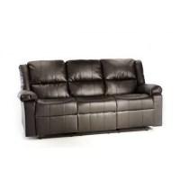 Milan leather recliner sofa 3+2 suite   Furniture Market ...