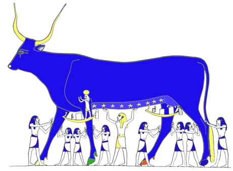 ANCIENT EGYPT  The Book of the Heavenly Cow