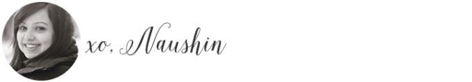 xo, Naushin