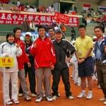 TAIWAN OPEN SOFT TENNIS 2008中山盃国際大会
