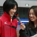 全日本インドア優勝者インタヴュー