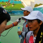 ハードの女王 江婉埼 代表復帰!!開催国台湾女子代表 アジアソフトテニス選手権