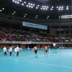 中本ジャパン三たび!!全日本社会人学生対抗インドア出場選手