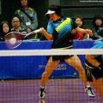 女子予選リーグ 全日本インドア2013