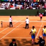 JEON/PARK vs. KASHIMA/MORITA [ASIA CUP2014 Men's Q Final 2]