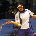 2008全日本学生インドア 女子
