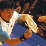 2010東京インドア優勝 篠原・小林