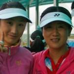 パクスンジョン 1995世界チャンピオンが復活 アジア競技大会 韓国代表女子2