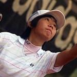 女子シングルス 2011中山盃国際大会レポート