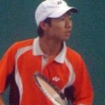 稲積 vs. 郭家瑋 チャイニーズカップ2010 国別対抗戦 日本vs.台湾 シングルス
