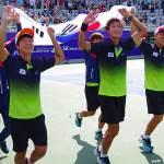 プラスアルファーが・・・・男子団体戦ファーストインプレッション アジア競技大会