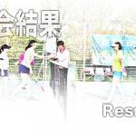 ヨネックス1、2、3位(女子) 2017東日本選手権 会津若松