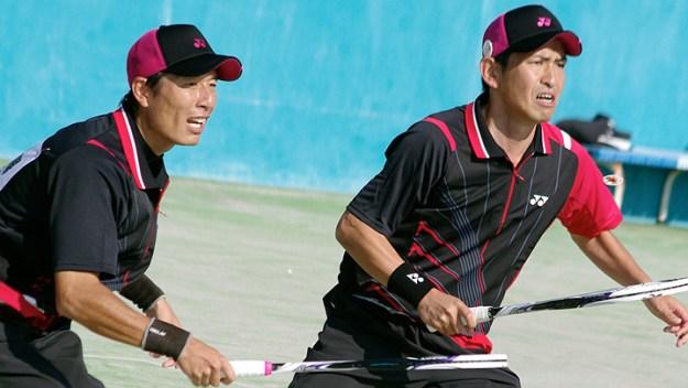 2014天皇杯準々決勝での水澤・長江