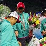 ミックスダブルス全対戦結果 2015世界選手権