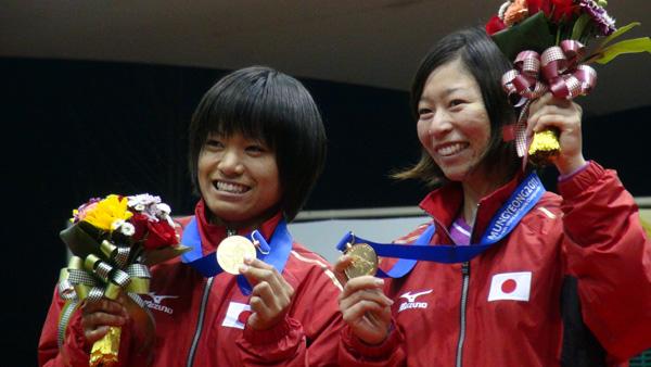 2011第14回世界選手権表彰式