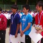 増田4年振り2度目の日本一。全日本シングルス男子