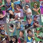 日本代表発表 第8回アジアソフトテニス選手権
