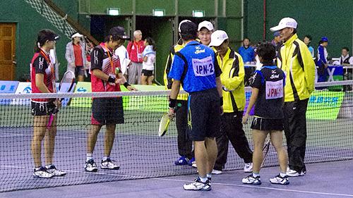2012嘉義大会準決勝 小林・中本vs.上原・岩崎。事実上の決勝戦である、