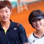 石井友梨・パクファンがミックスダブルス初代チャンピオンに。