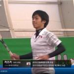 第三回世界ジュニア選手権 U18男子シングルス決勝 高倉(日本)vs.チェ・ジョンナク(韓国)