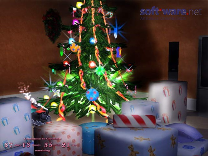 3d Wallpapers Desktop Free Download Animation Windows 7 3d Frohe Weihnachten Bildschirmschoner Download Windows