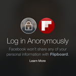 Facebook 推匿名登入機制,試用 App 不用擔心資料外洩