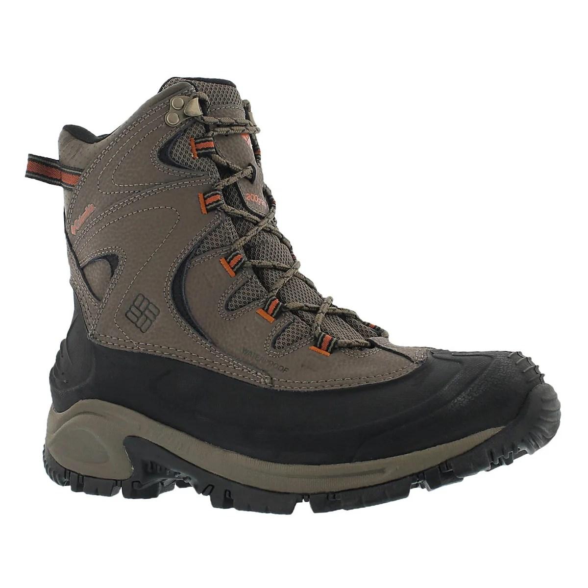 Columbia Men39s Bugaboot Ii Waterproof Winter Boot Ebay