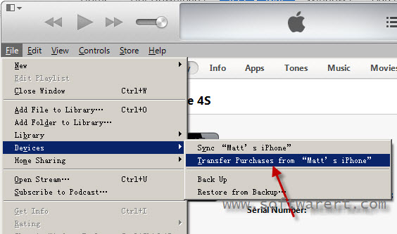 how to delete purchases on itunes