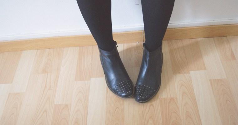 boots cloutées eram