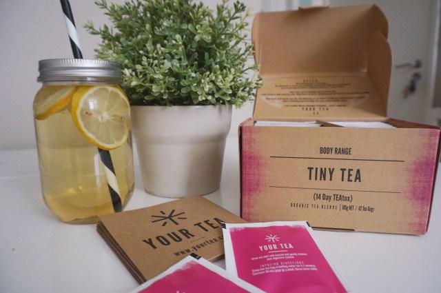 tiny tea your tea test