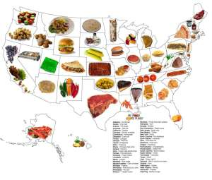 Food By State