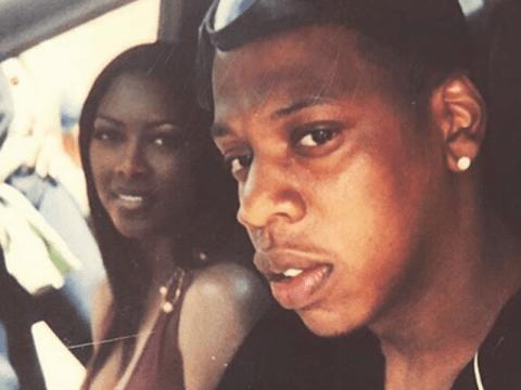Kenya Moore Jay Z