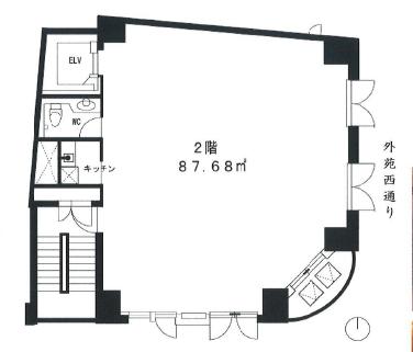 sanwa_nishiazabu_bldg-2F-sohotokyo