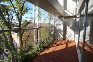 杉並区、専用屋上ガーデン付きデザイナーズSOHO