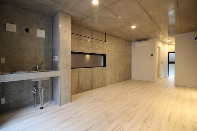 恵比寿。サービス店舗、相談可能な新築デザイナーズSOHOオープン。