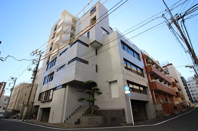 渋谷・恵比寿エリア。好立地に佇むリフォーム済オフィス