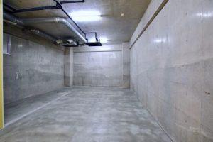 代官山 天高3.75mの地下空間。多業種対応スケルトン。