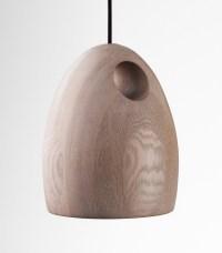 Oak Pendant Lamps by Ross Gardam  Sohomod Blog