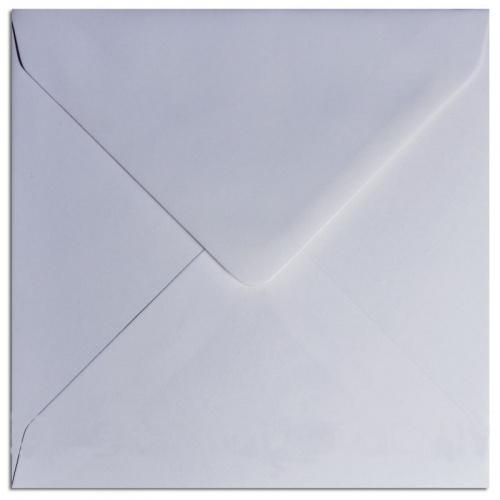 White 150 x 150mm Greeting Card Envelopes - Soho Paper