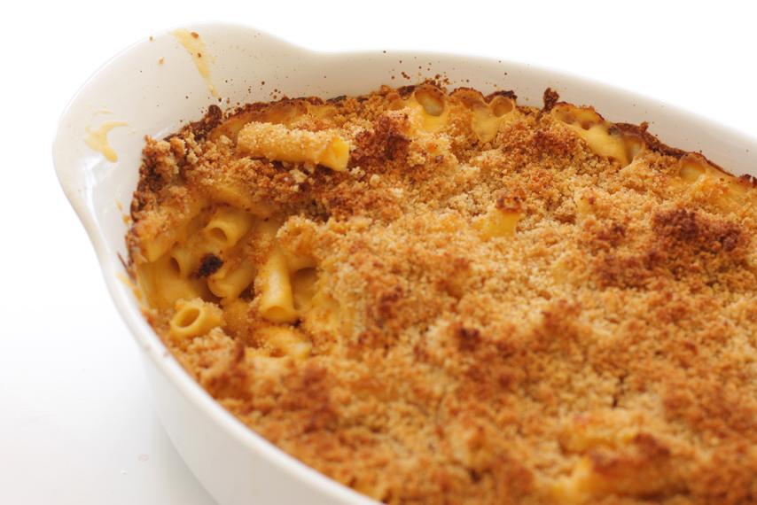 Mac and Cheese, jelo na kome su Amerikanci odrasli