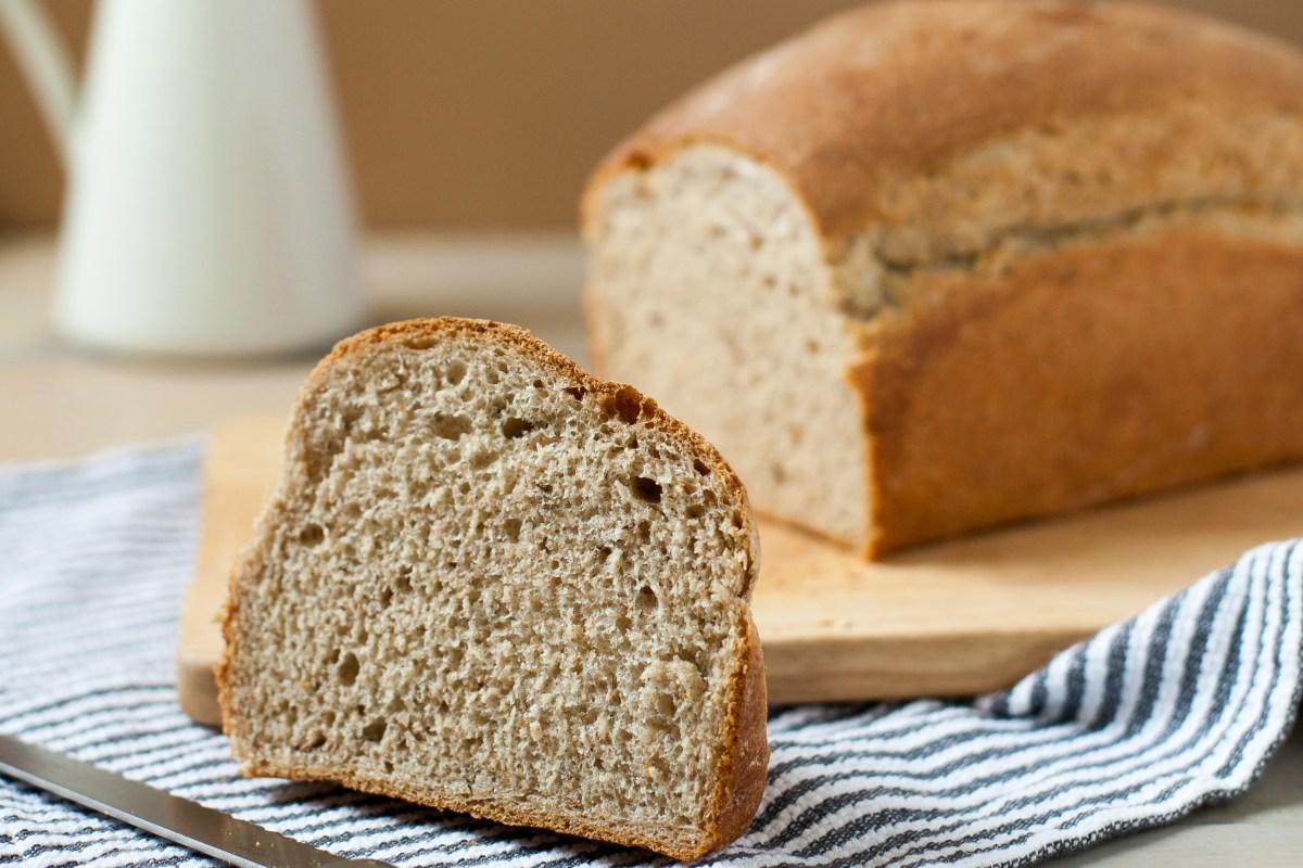 Jevrejski ražani hleb