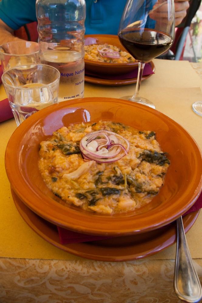 Hrana u Toskani