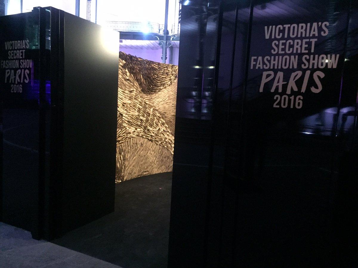 Victoria's Secret Paris 2016