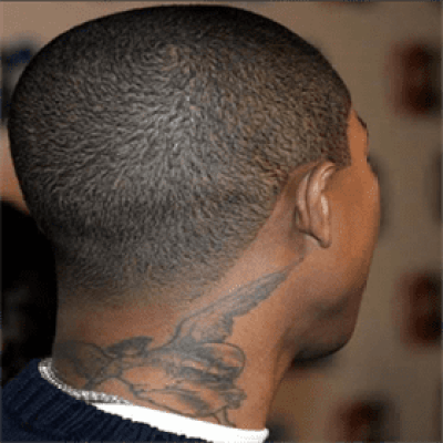 Pharrell_Williams_back_of_neck_tattoo
