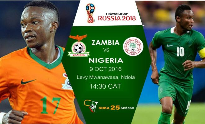 Image result for zambia vs nigeria