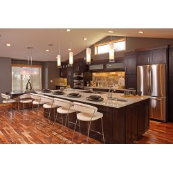 Small Crop Of White Kitchen Island Dark Cabinets