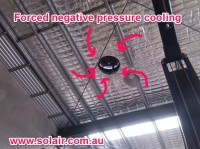 Industrial Roof Ventilation