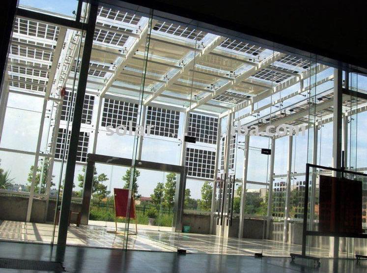 Solar Pv Sunroom N Sunroof For Residential