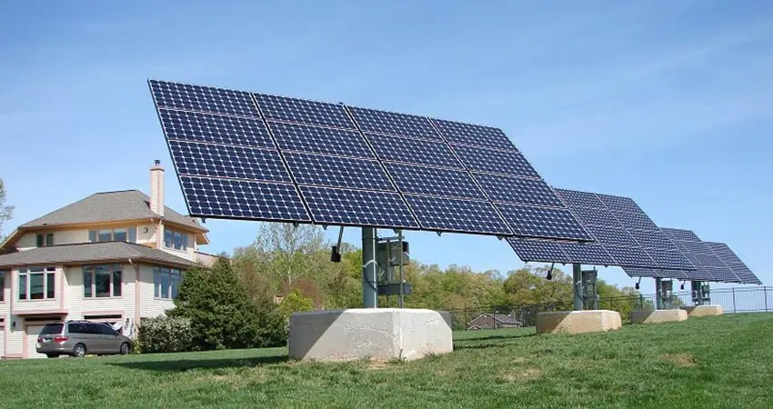 Are solar axis trackers worth the additional investment?